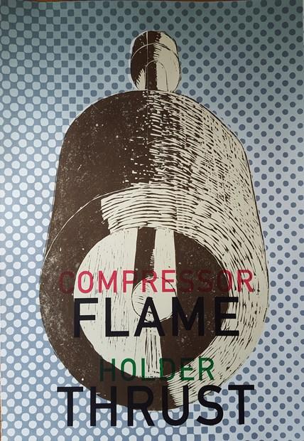Flame Thrust