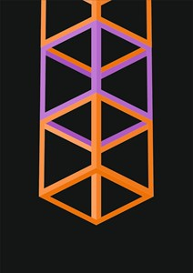Liz West commissioned by London Design Festival for Fortnum & Mason, by Liz West