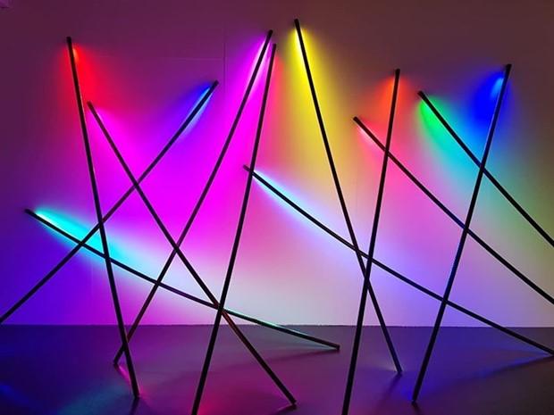 Colour-ways: Light Works by Liz West, by Liz West