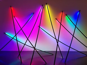 Colour-ways: Light Works by Liz West, by Liz West