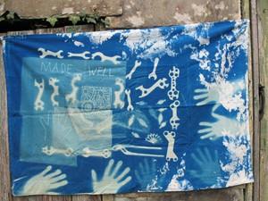 Made -well - Environmental Art, by Karen Howse