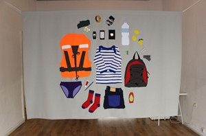 Packing List, by Annie Nelson Chris Woodward