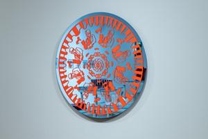 Market Mandala, by Annie Nelson Chris Woodward
