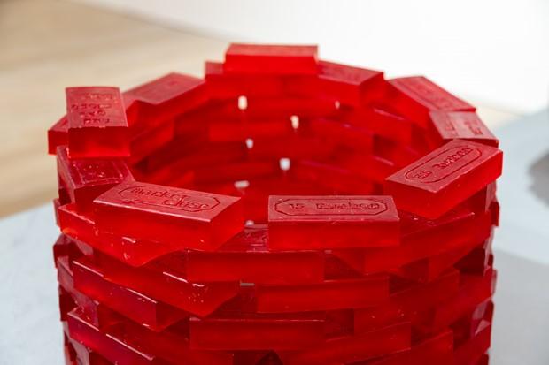 Bricks of Soap - Credit: Jules Lister