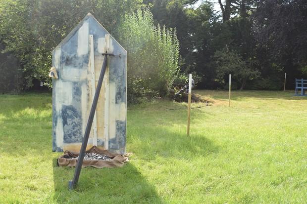Raveningham Sculpture Trail, Creative Odyssey.