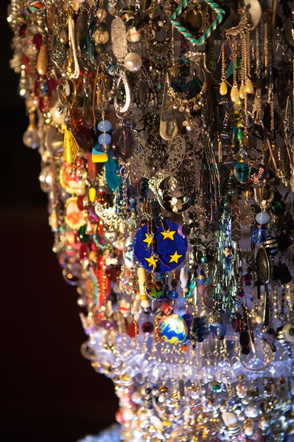 The Chandelier of Lost Earrings - Lauren Sagar and Sharon Campbell