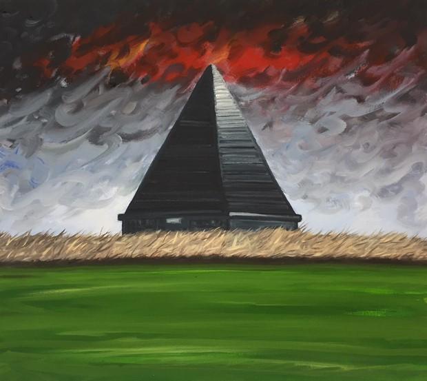 The Black Pyramid