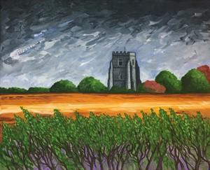 Canewdon Church, by Stephen Harwood