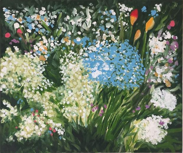 Tida's Flowers, Hackney Wick