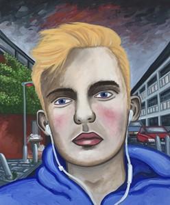 James, Wick Road, Homerton, by Stephen Harwood