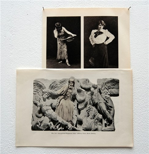 Athena, Giant, Earth (Berlin)