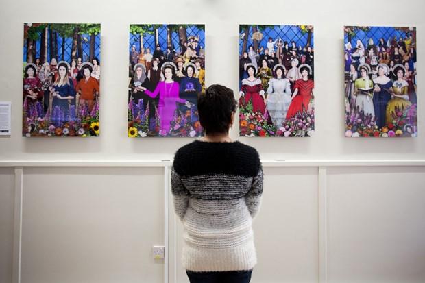 Magna Carta Women art project