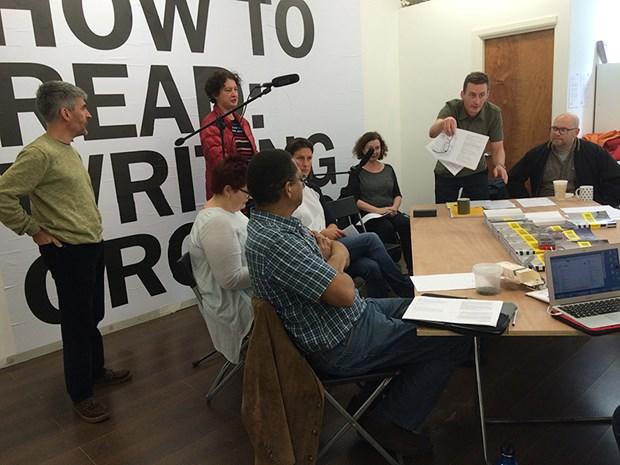 Glap Collective Performance Workshop