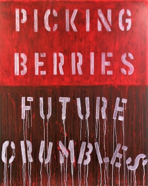 Picking Berries...