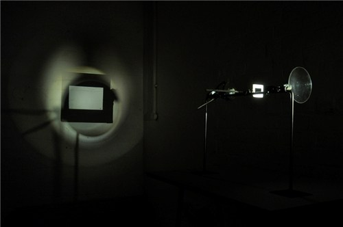 Untitled (Slide Projector)