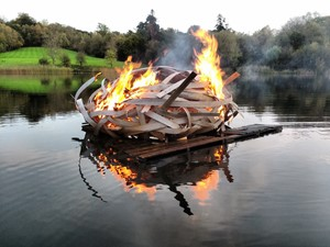 the BURN, by Felicity Truscott
