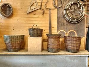 Basketry, by Felicity Truscott