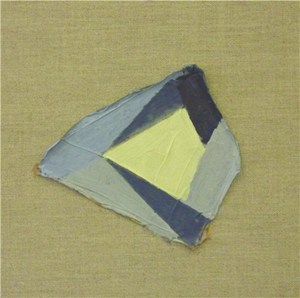 Strategies, Contingencies and Failures (Painting #2), by Clive Brandon