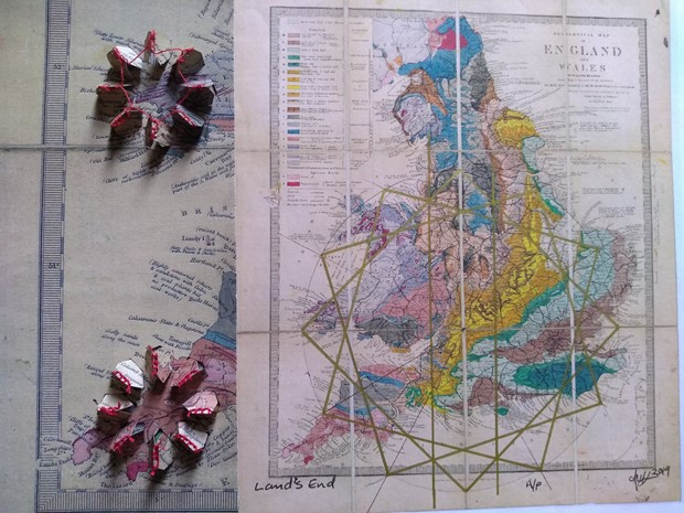 A Moseley ARTIST: Cartographical Artistry