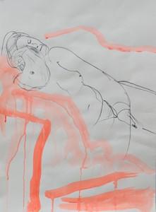 Life Drawing, by Katya Robin