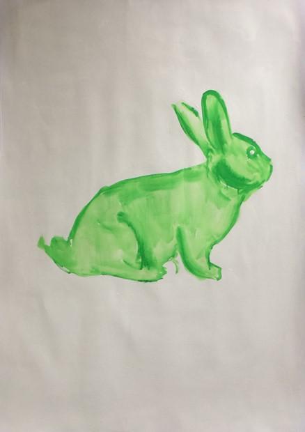 Alba Rabbit homage