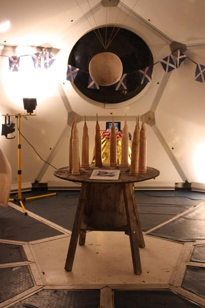 Alec Stevens, Museum for Neil, 2013