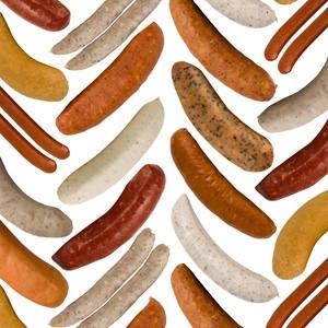 Sausage Fest, by Alec Stevens