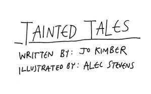 Tainted Tales, by Alec Stevens