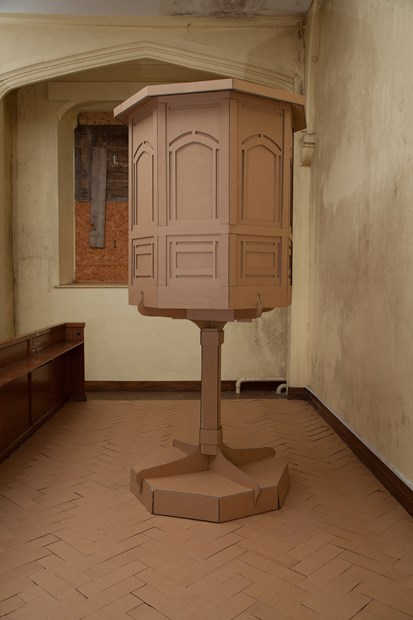 Pulp Pulpit Up