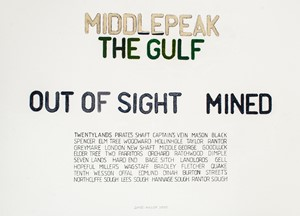 Middlepeak, The Gulf, by David Ainley