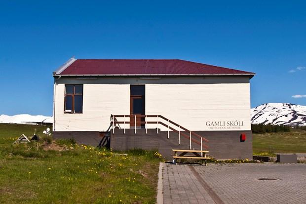 Gamli Skóli, Old School Arthouse Residency, Hrísey, Iceland