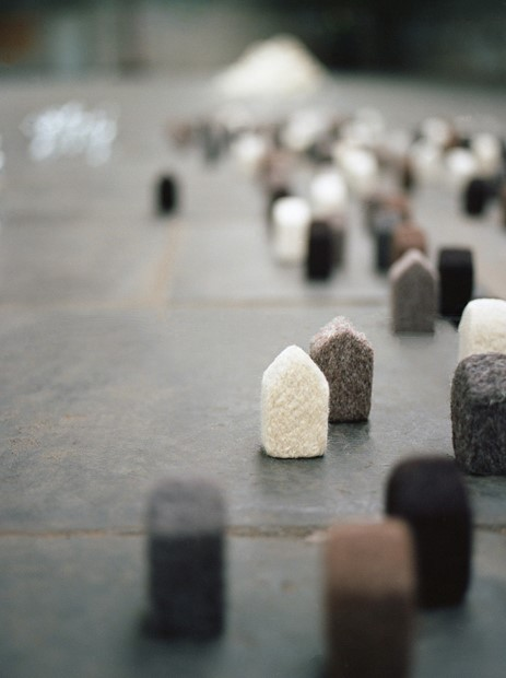 Felt, by Claire Tindale