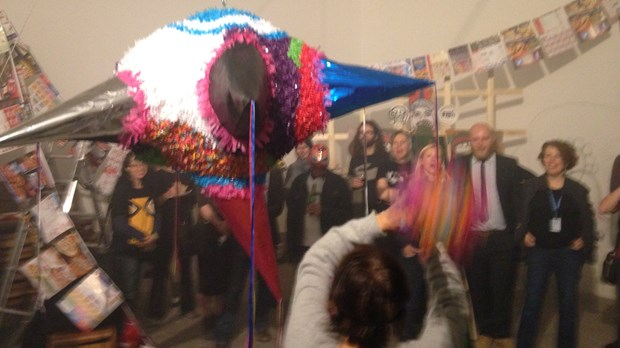 East Street Arts Piñata