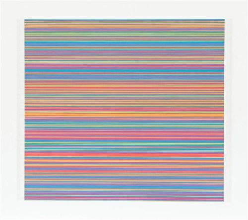 Rachael Clewlow, Seven Walks, Seven Gates in Seven Colours (Key), 2013