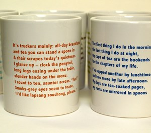 Poetry For Mugs (2009), by John Clark