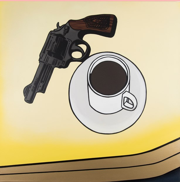 Gun Coffee