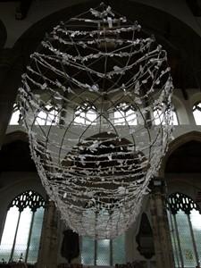 Light Vessel, by Marcela Trsova