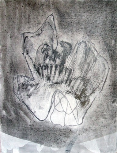 Untitled (black painting1)