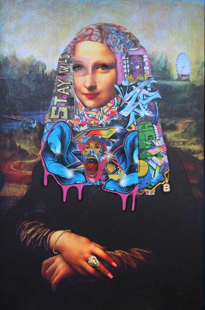 Bankside Mona