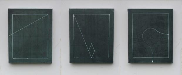 The Blackboard Series 1-3