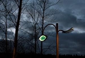Blickfång / Eyecatcher, by L C Persson