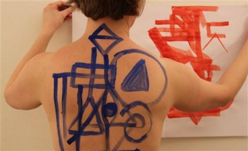 Linda Persson, trace / écart, 2012