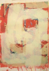 Red,red, red, by Laine Tomkinson