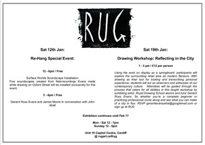 In Conversation @ RUG, by James Moore