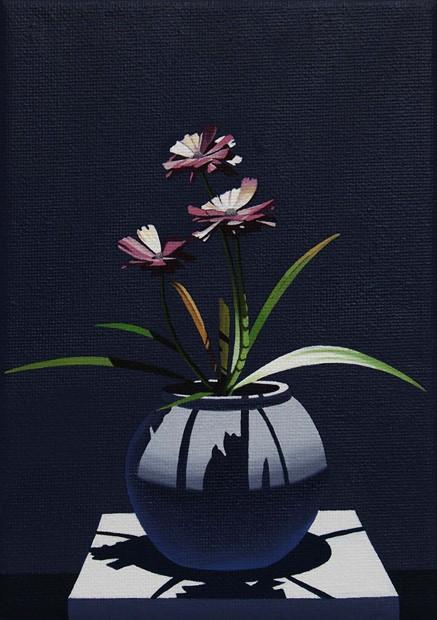 CGI Flower Paintings