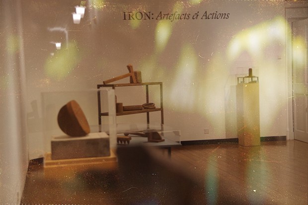 Iron: Artefacts and Actions Exhibition