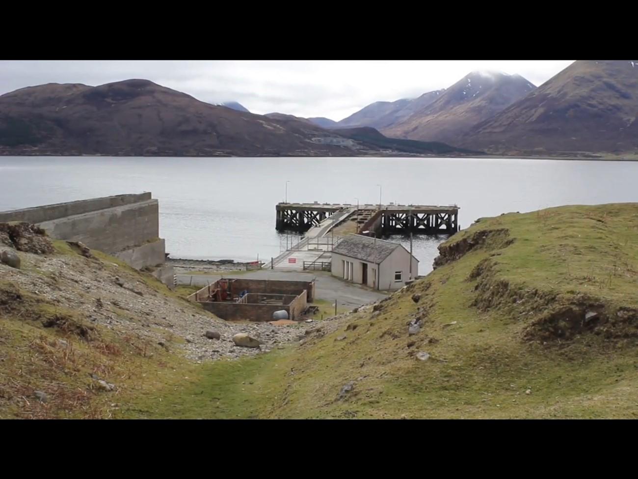 Iron: Origins and Destinations - Filmed material