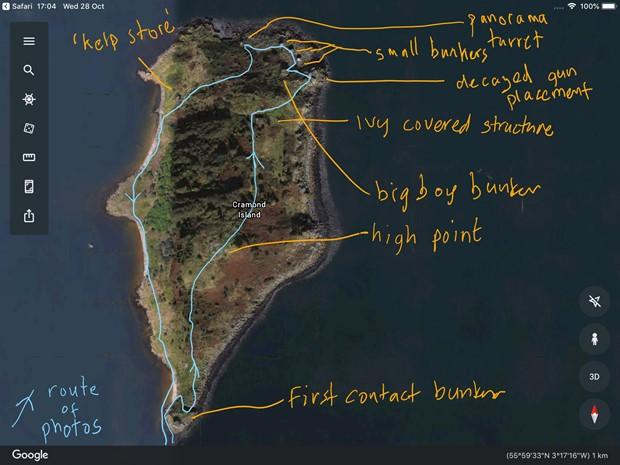 Planet Cramond - Credit: Ewan Robertson / Google Maps