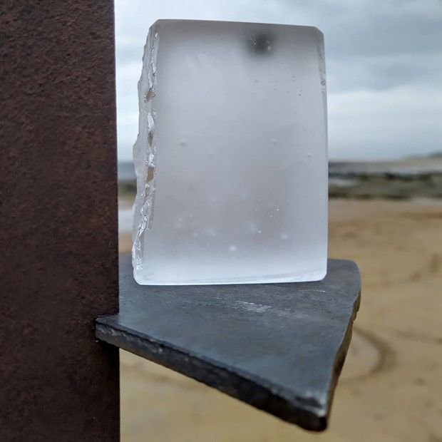 Farthest Reach - Glass - Credit: Ewan Robertson