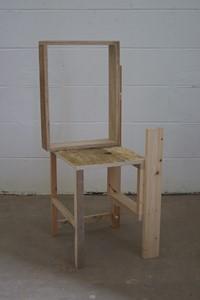 De Stijl Chair, by Colin Lindsay